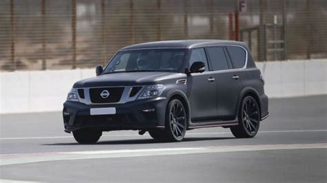 New Nissan Patrol 2019 by 2019 Nissan Patrol Redesign 2019 2020 Nissan Models
