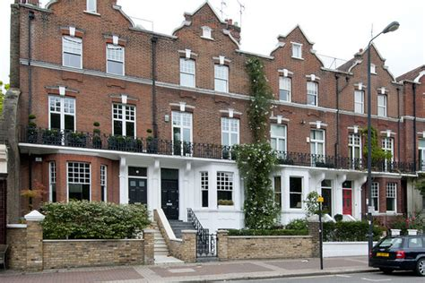 London Terraced House Wsj