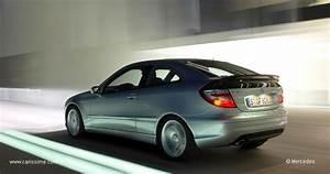 Mercedes Classe C Cabriolet Occasion : mercedes classe c coup w203 occasion voiture mercedes c ~ Gottalentnigeria.com Avis de Voitures
