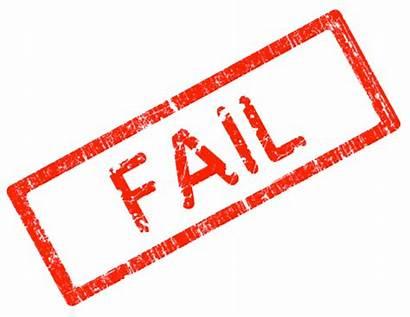 Fail Stamp Clipart Failed Test Fails Flame