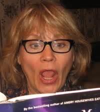 lorna landvik author  angry housewives eating bon bons