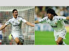 James iguala una marca de Iván Zamorano en Real Madrid