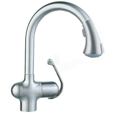 grohe ladylux kitchen faucet grohe 33755sde watercare ladylux cafe dual spray pull