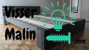 Fabriquer Une Mezzanine Soi Même : comment faire un lit ep08 youtube ~ Premium-room.com Idées de Décoration