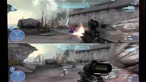 Halo Reach: Co-op Campaign Gameplay FULL HD! EPIC GAME ...