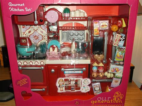 our generation kitchen set missys product reviews our generation and the