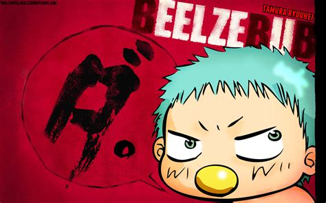 Beelzebub Anime Wallpaper - beelzebub wallpapers hd for desktop backgrounds