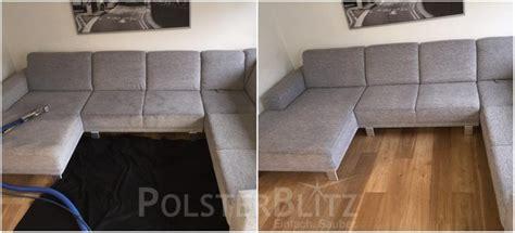 couch reinigung polsterreinigung schnell zuverlaessig