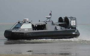 Purchase: Griffon 500TD Hovercraft for Moroccan Security ...