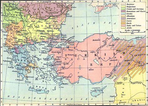 Empire Ottoman Chronologie by Partition De L Empire Ottoman Wikip 233 Dia