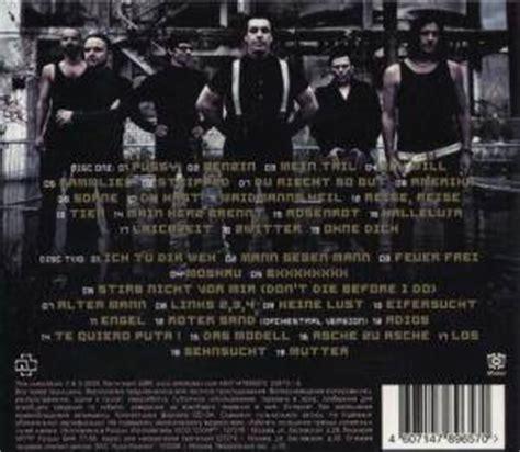 Rammsteingreatest Hits  2cd, 2009, Bestof, Bootleg