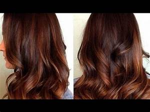 Ombré Hair Marron Caramel : beautiful ombre hair marron caramel youtube ~ Farleysfitness.com Idées de Décoration