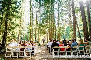 Outdoor Wedding Ceremony Ideas Forest Wedding Photo More