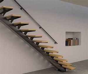 Escalier Colimaçon Pas Cher : 1000 images about escalier z1 limon central on ~ Premium-room.com Idées de Décoration