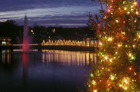 mcadenville nc christmas town usa holiday