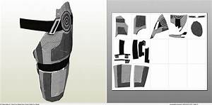 foamcraft pdo file template for mass effect n7 full With mass effect 3 n7 armor template