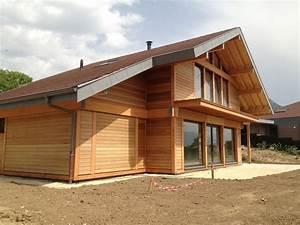 Maison En Bois Construction : constructeur maison en bois maison parallele ~ Melissatoandfro.com Idées de Décoration