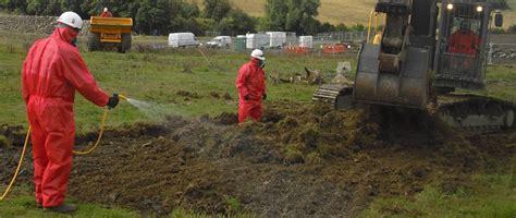 soil remediation services hammerjack limited
