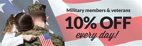 military discount warners stellian