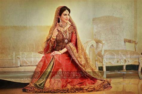 Wedding Dresses Pakistani : Pakistani New Bridal Dresses 2014-15
