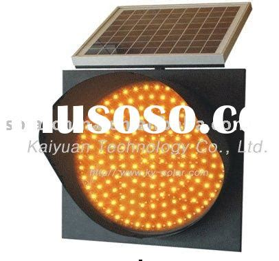 led solar traffic light led solar traffic light