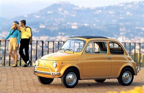 Italy 19701971 Fiat 500 Leads, Fiat 128 Up To #2 Best
