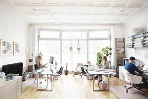 Small Business Thinks Big With Home Office Design Lonny