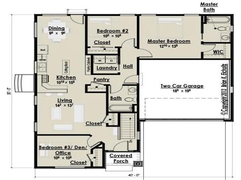 1 bedroom cottage floor plans small three bedroom cottage house plans country cottage