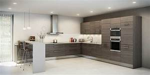 amenagement de cuisine les etapes essentielles travauxcom With modele amenagement cuisine
