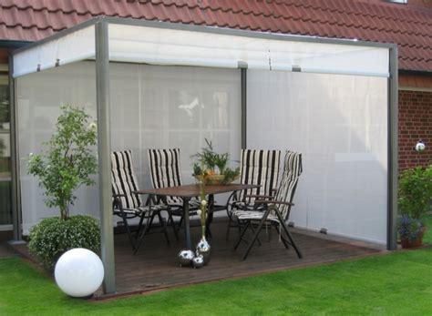 Design Leco Garten Pavillon Quadro 300x350 Sonnenschutz