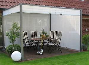 Pavillon Für Garten : design leco garten pavillon quadro 300x350 sonnenschutz ~ Michelbontemps.com Haus und Dekorationen