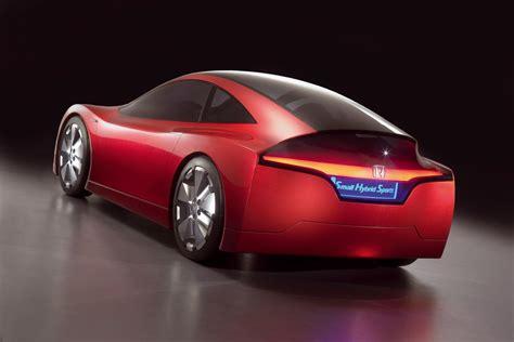 geneva honda small hybrid sports concept carscoops