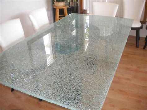 crackle glass table china toughened glass table top with as 2978