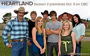 Heartland Season Two Cast - Amy and Ty Wallpaper (7386585 ...