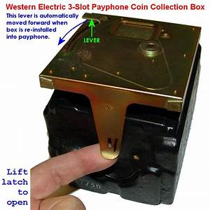 Western Electric Products - Telephones - Payphones