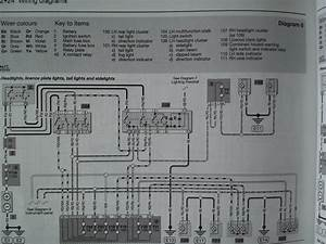 Tail Light Cluster Wiring Diagram