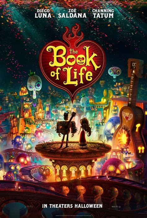The Book of Life DVD Release Date | Redbox, Netflix ...