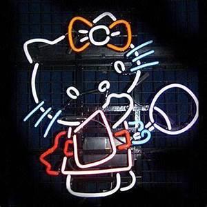 Neon Sign hello Kitty Manufacturer Supplier & Exporter