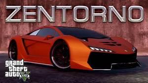 Zentorno Gta 5 Customization