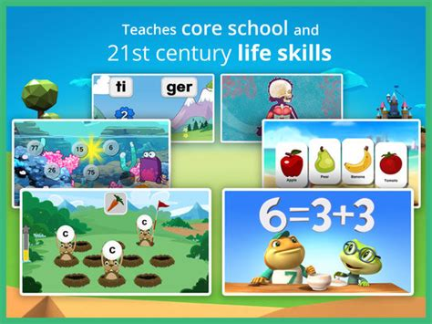 LeapFrog Academy – Early Learning System for Kids | Apps ...