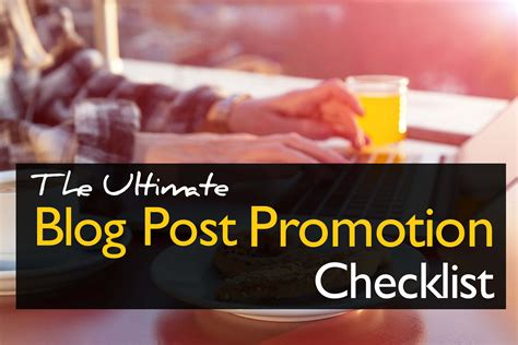 How To Promote Your Latest Blog Post Like A Boss