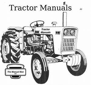 David Brown 880 Series Operators Manual