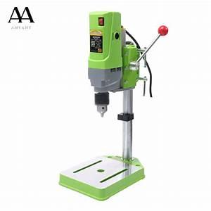 Amyamy Mini Drilling Machine Drill Press Bench Small