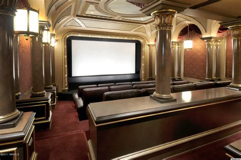 10 Stunning Home Theaters That Will Put Your Local