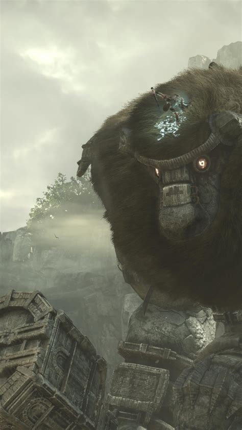wallpaper shadow   colossus  screenshot