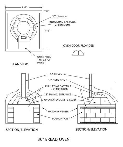woodwork wood oven plans  plans