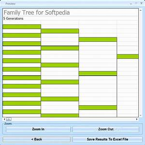 Family Tree Chart Template Awesome Download Excel Family