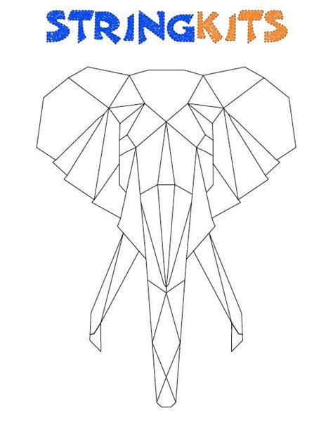 string art templates 25 b 228 sta id 233 erna om elephant template p 229 applique templates