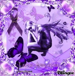 Lupus Butterfly Symbol Tattoo