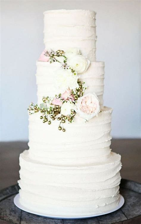 Best 25 Wedding Cake Simple Ideas Only On Pinterest